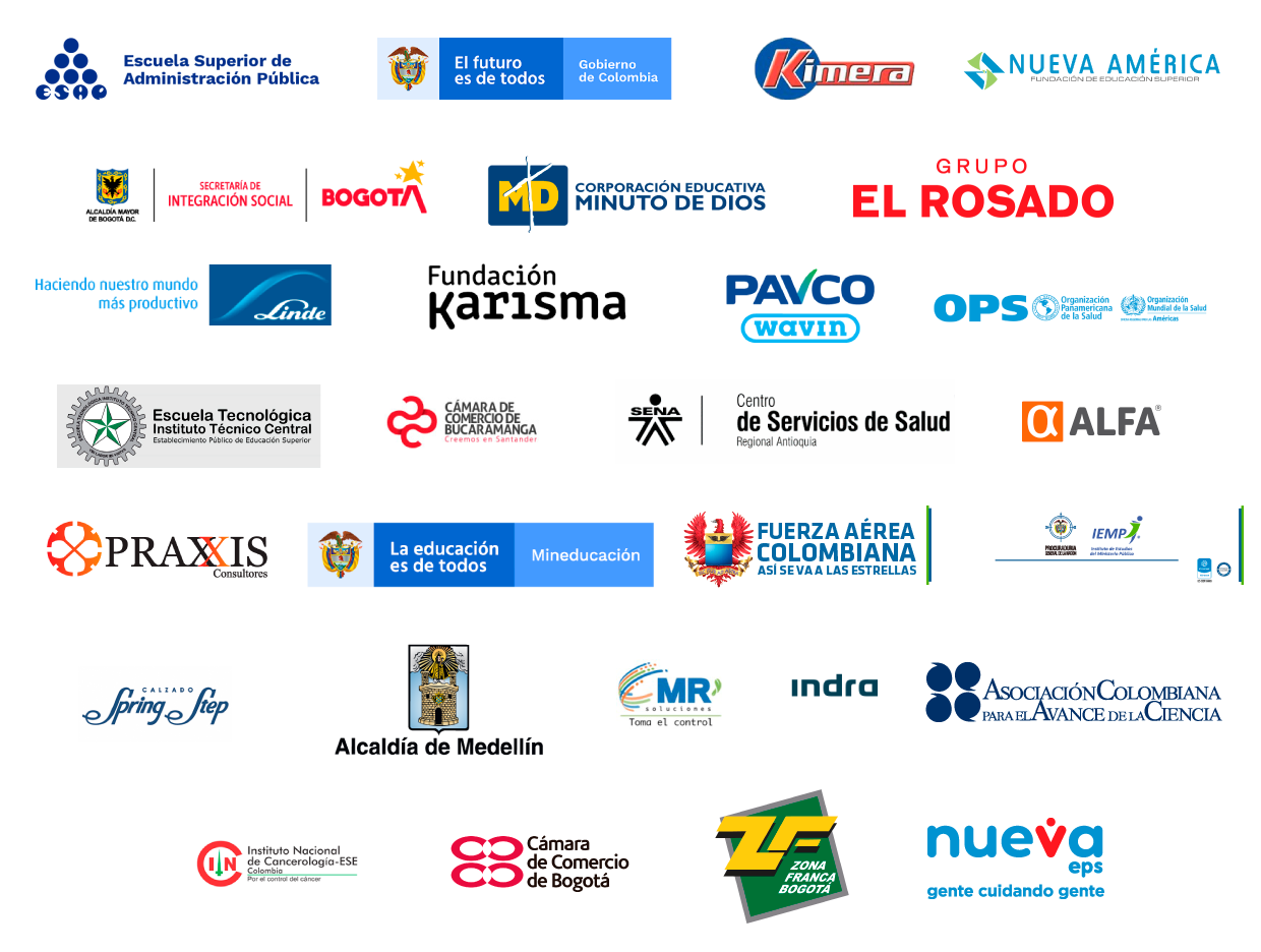 Clientes elearning colombia